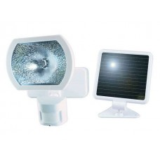 Halogen Solar Security Light